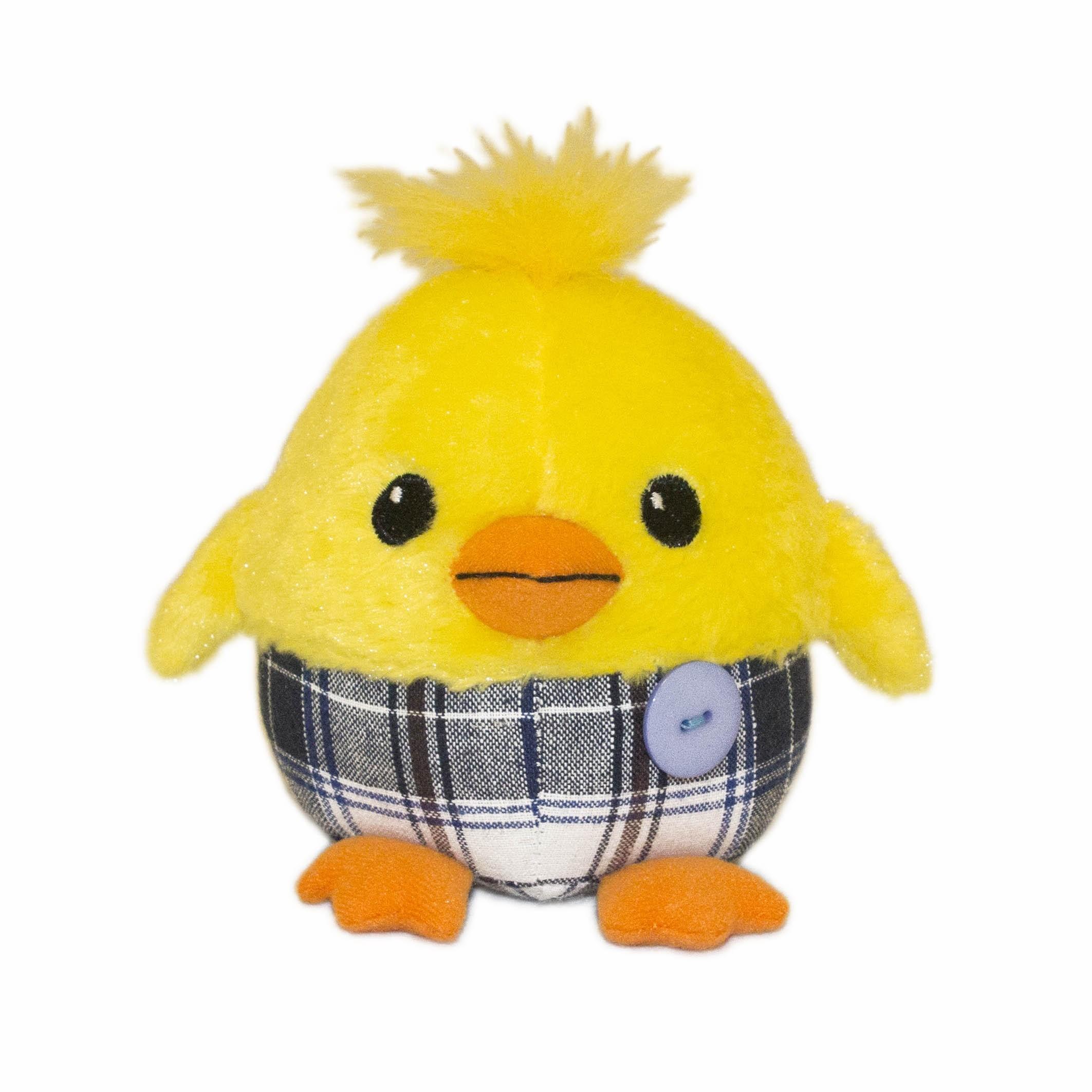 Мягкие игрушки Gulliver Цыпленок Солнышко lilliputiens курочка офелия музыкальная игрушка