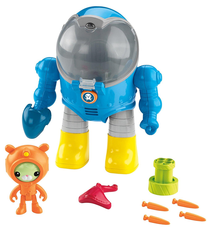 лучшая цена Игровой набор Mattel Робокостюм Твика
