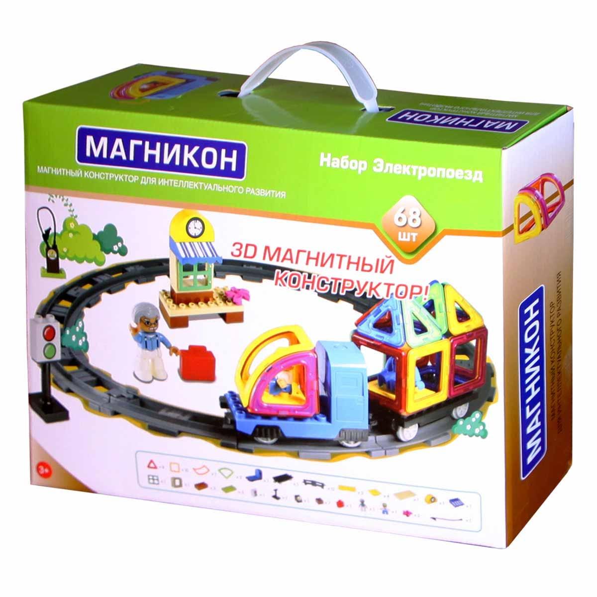 MK-68 Электропоезд