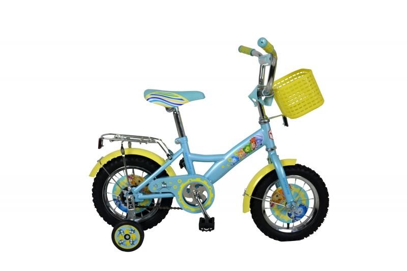 Велосипеды двухколесные Navigator Фиксики (ВН12095К)