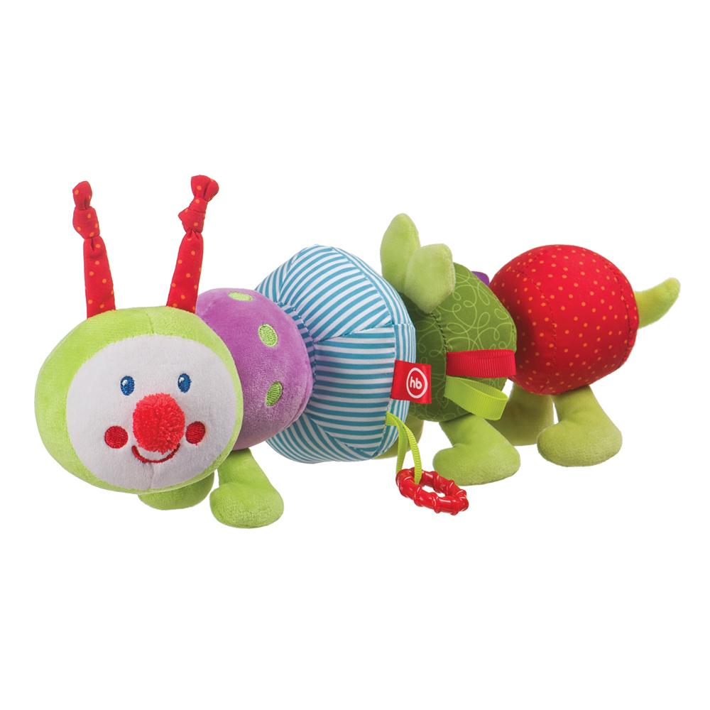 Развивающая игрушка Happy baby IQ-Caterpillar