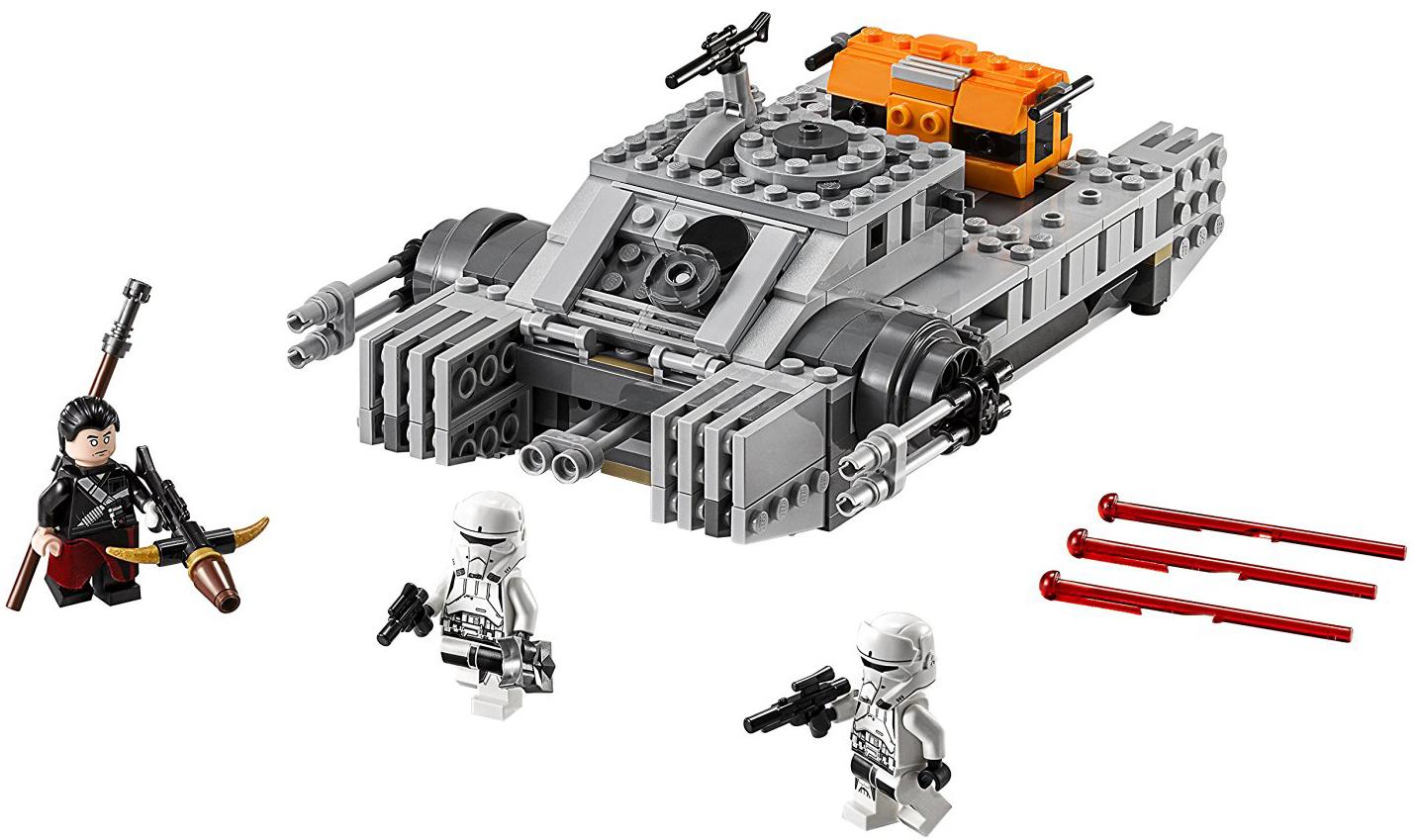 Star Wars LEGO Имперский десантный танк конструктор lego star wars имперский десантный корабль 75106