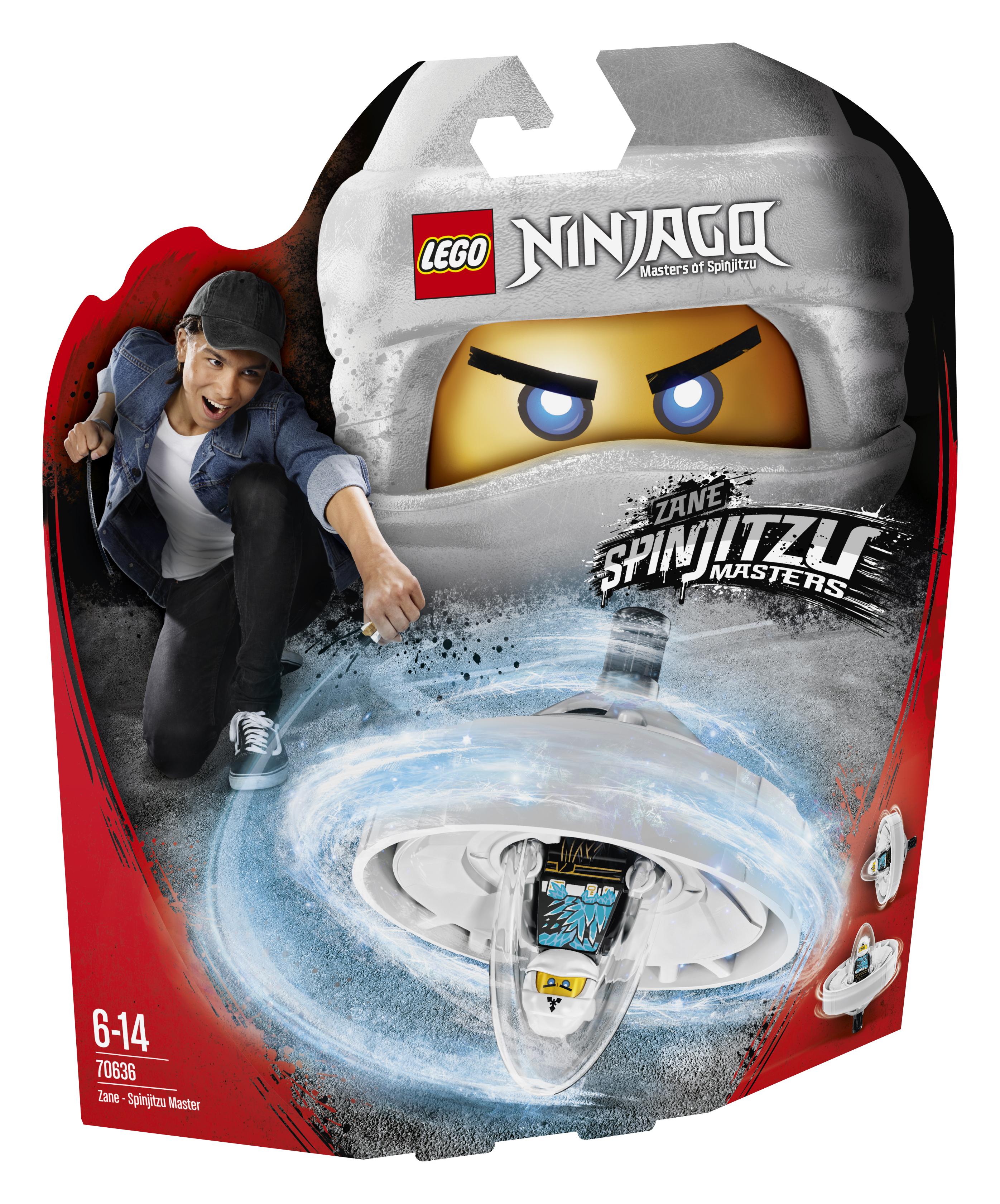 Конструктор LEGO Ninjago 70636 Зейн-Мастер Кружитцу lego lego конструктор lego ninjago 70648 зейн мастер дракона