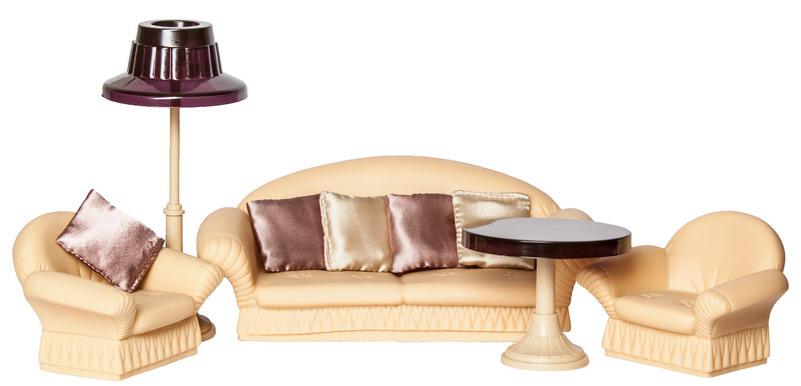 Мебель для кукол Огонек Коллекция