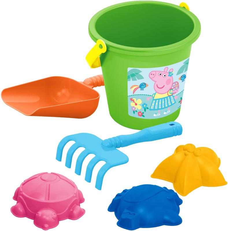Игрушки для песка Peppa Pig Peppa Pig №2 peppa pig набор толстых восковых карандашей свинка пеппа 8 цветов