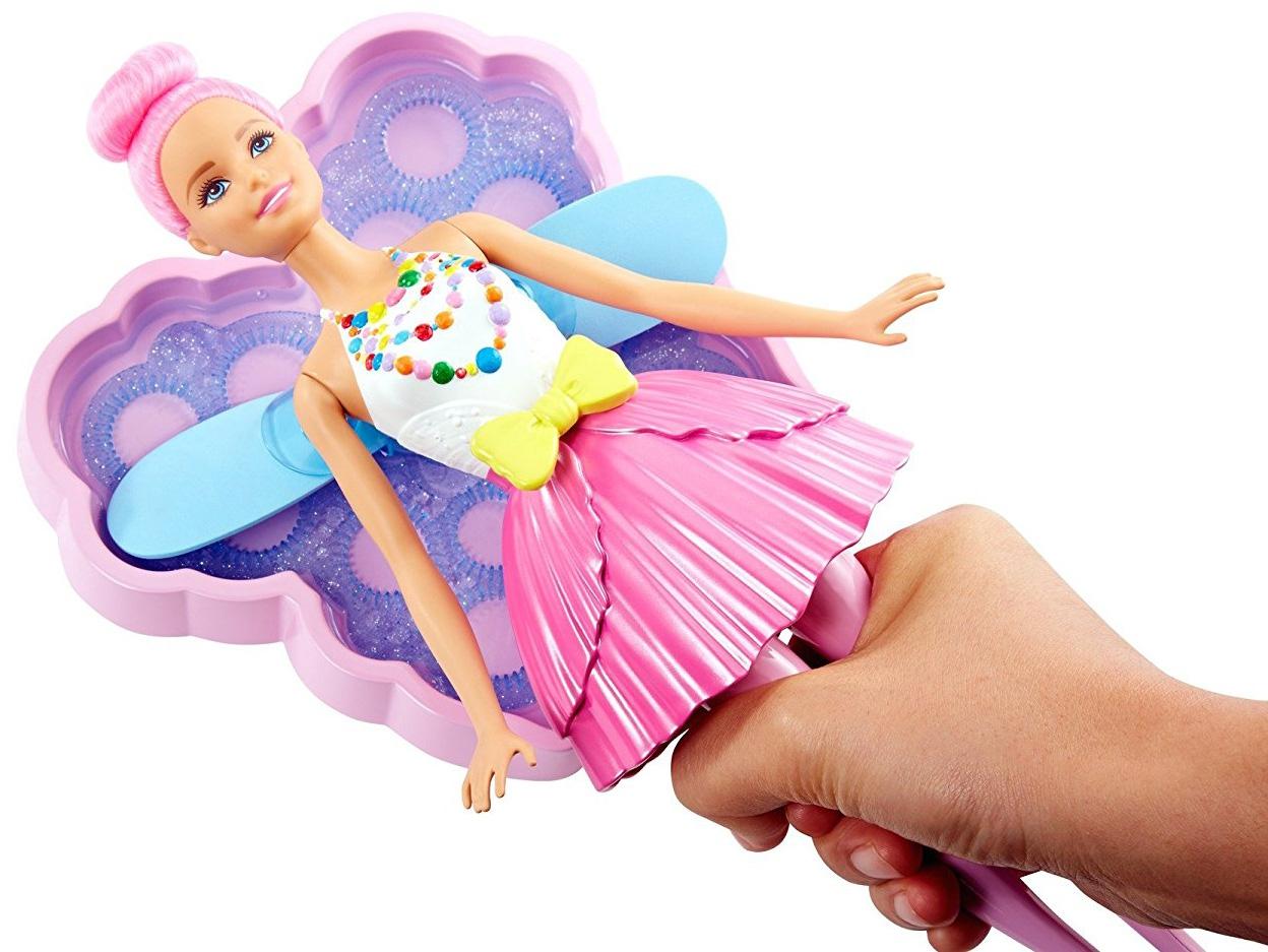 Кукла Mattel Фея с волшебными пузырьками
