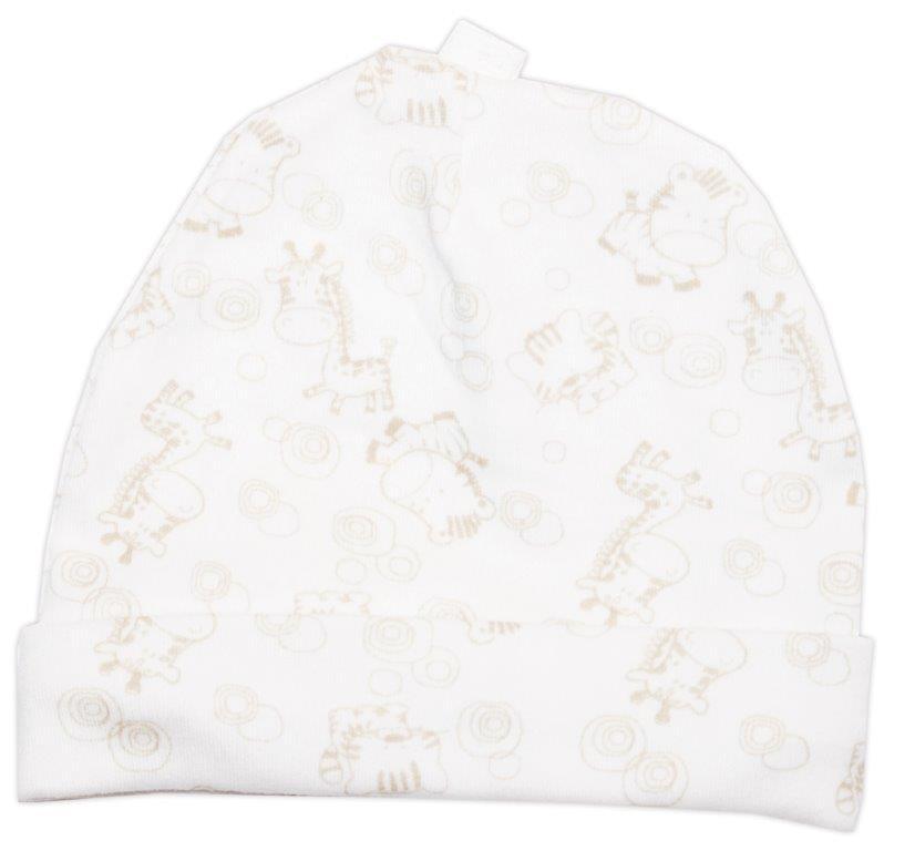 Шапочка Barkito Жирафики шапочка с отворотом детская barkito дракоши