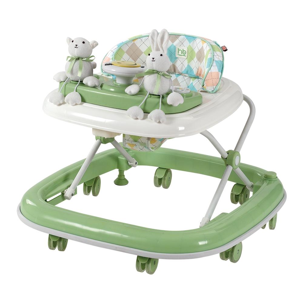 Купить Ходунки Happy Baby Ходунки Happy Baby «Smiley» Green, 1Шт.