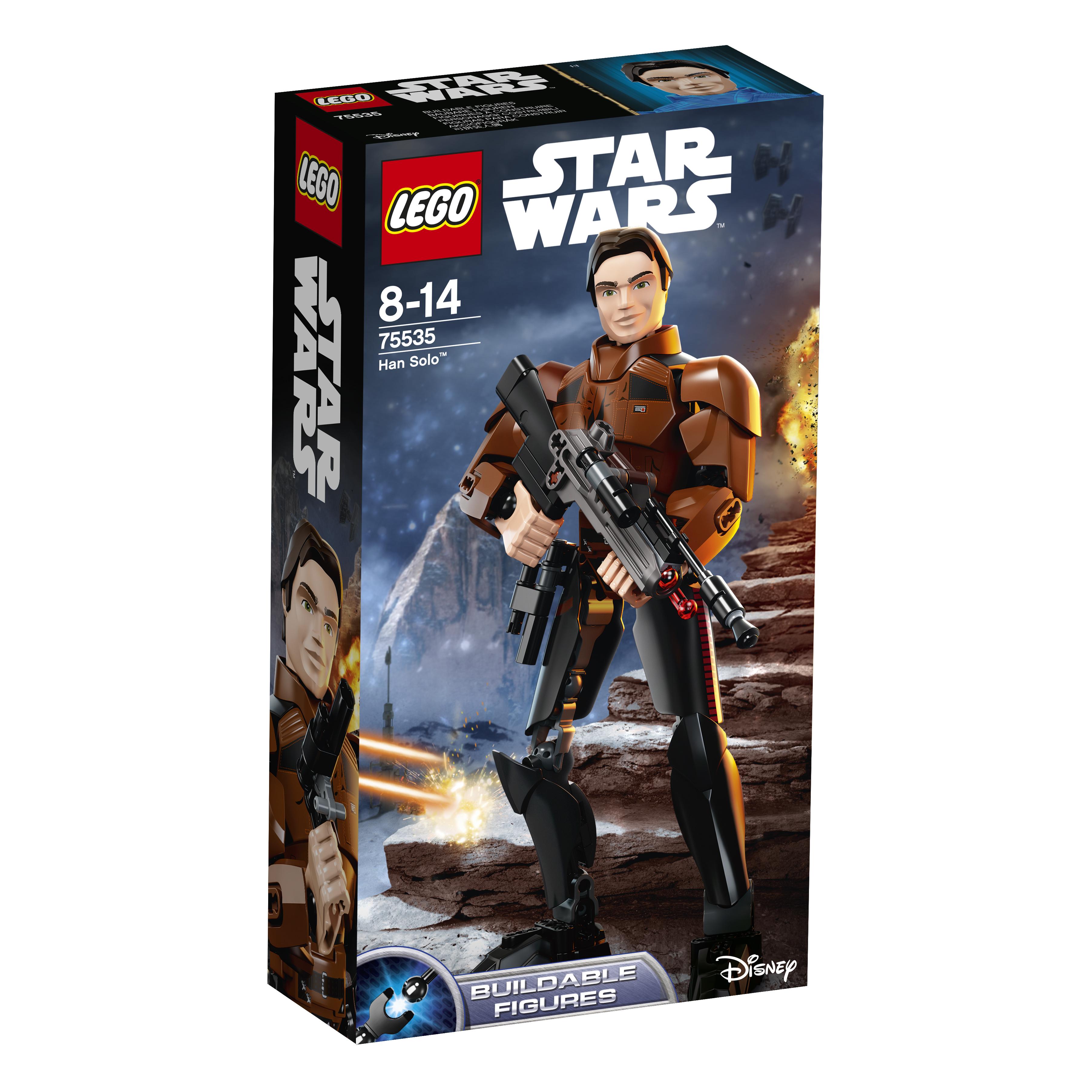 Конструктор LEGO 75535 Хан Соло