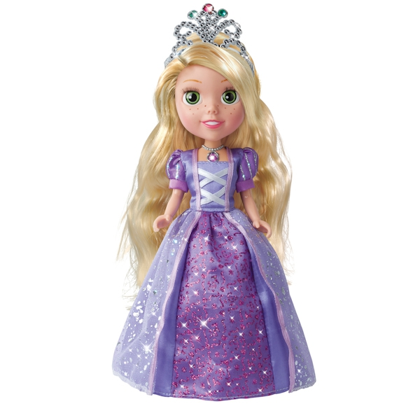 Другие куклы Карапуз Принцесса Рапунцель hasbro кукла рапунцель принцессы дисней