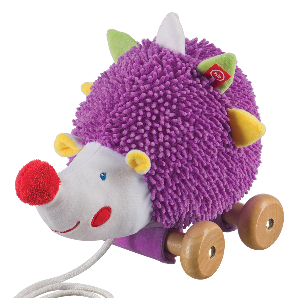Игрушки-каталки Happy baby Каталка Happy Baby «Speedy Hedgehog» lonex speedy sweet baby pastel салатовая