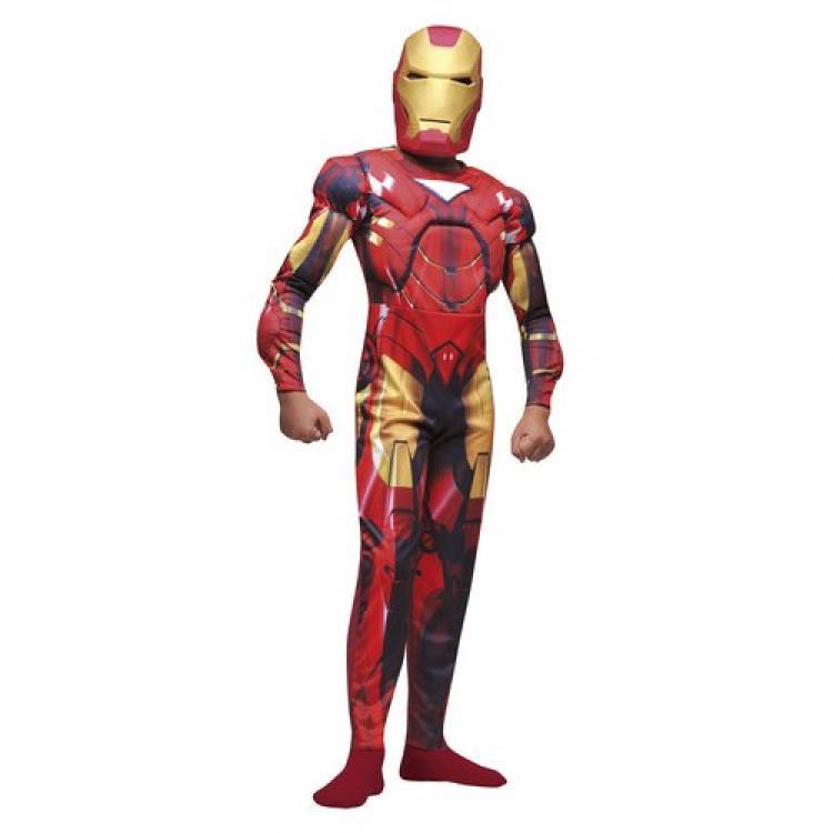 Карнавальный костюм Батик Железный человек. Мстители