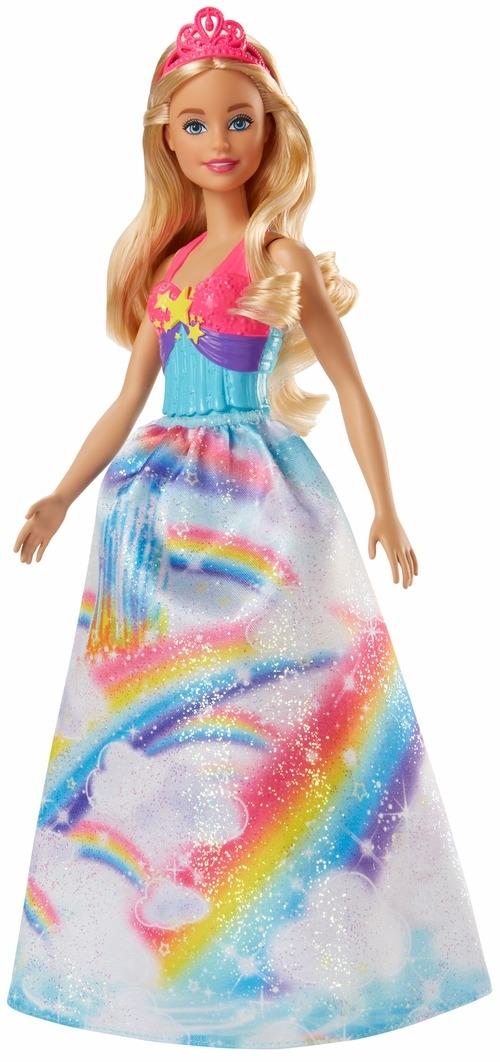 Barbie Barbie Кукла Barbie «Волшебные принцессы» в асс. кукла barbie 2014 principessa