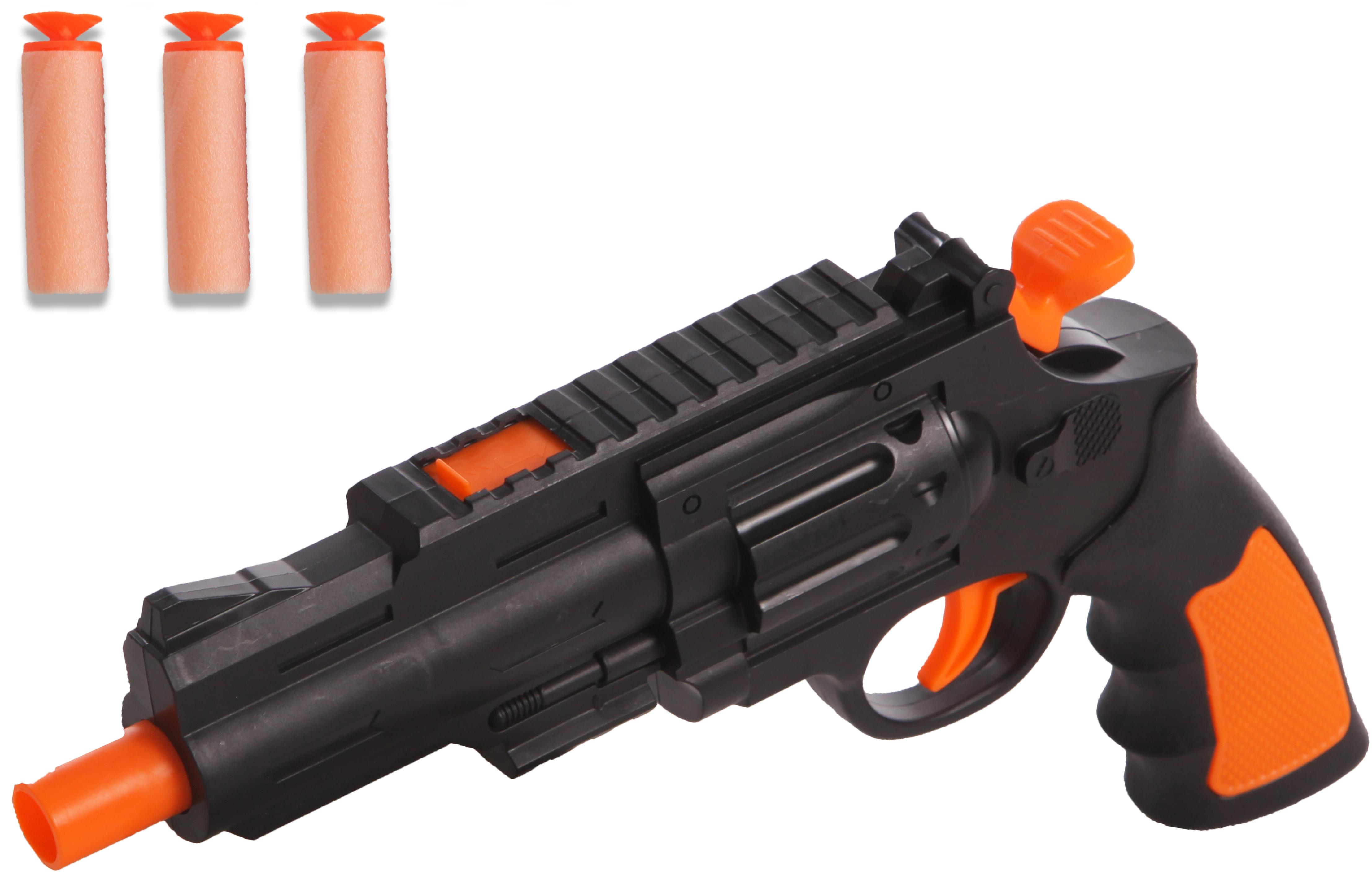 Револьвер YAKO с мягкими пульками
