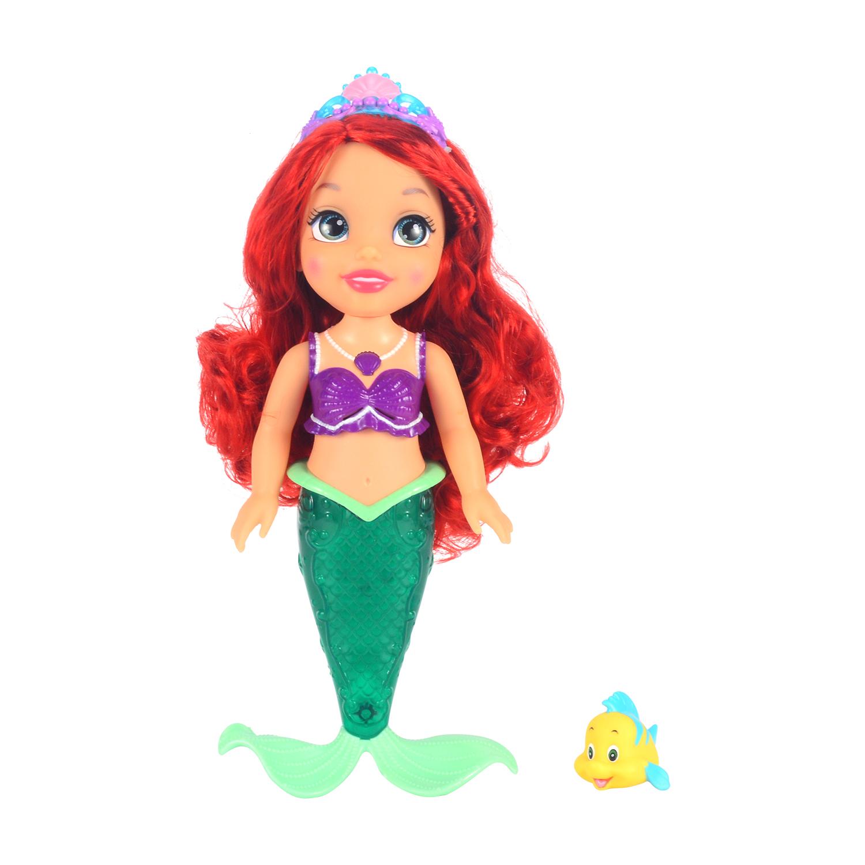 Купить Disney Princess, Принцесса: Ариэль со звуком и светом, Китай, разноцветный, Женский