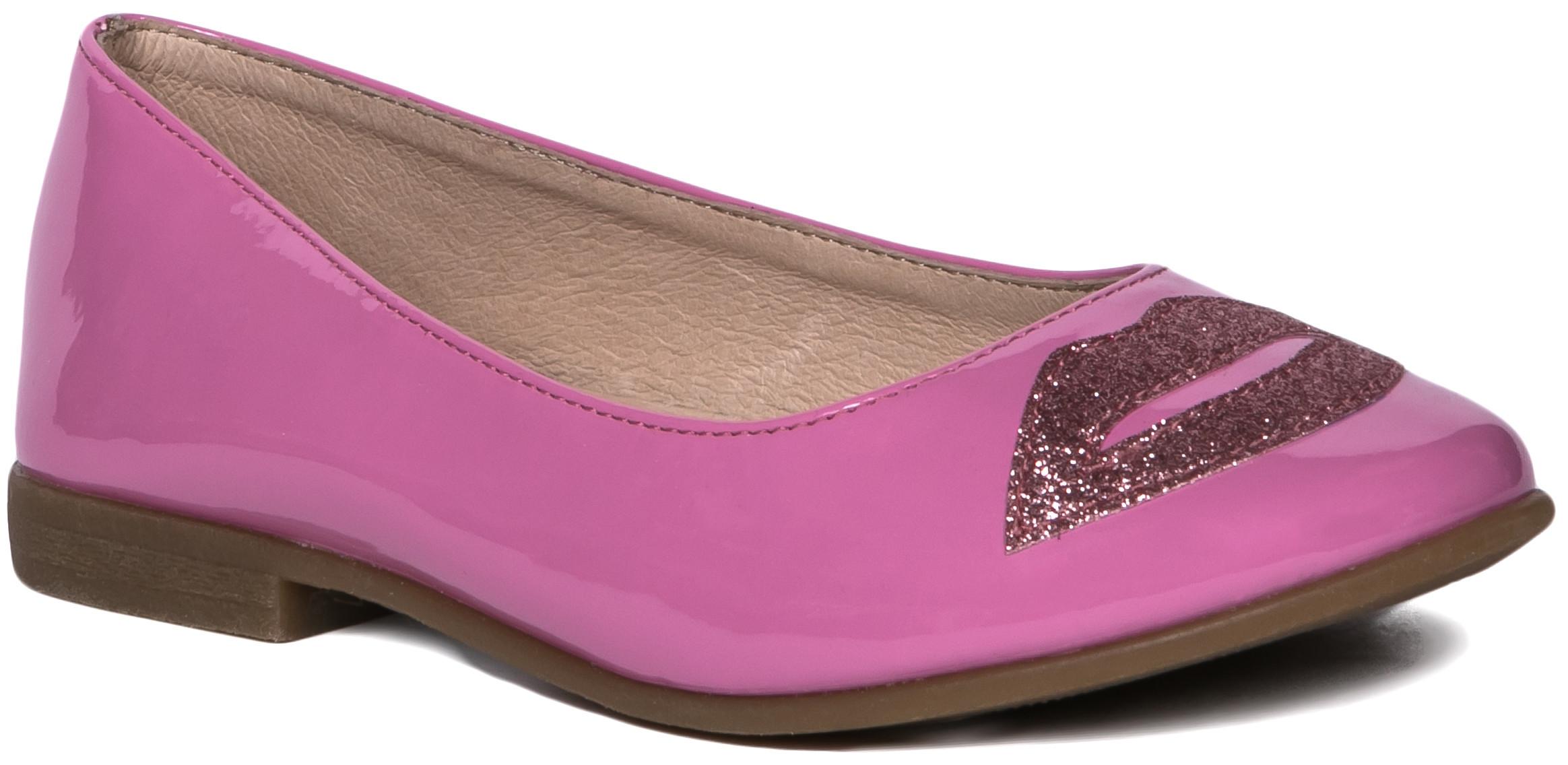 Туфли Barkito Туфли для девочки Barkito, розовый