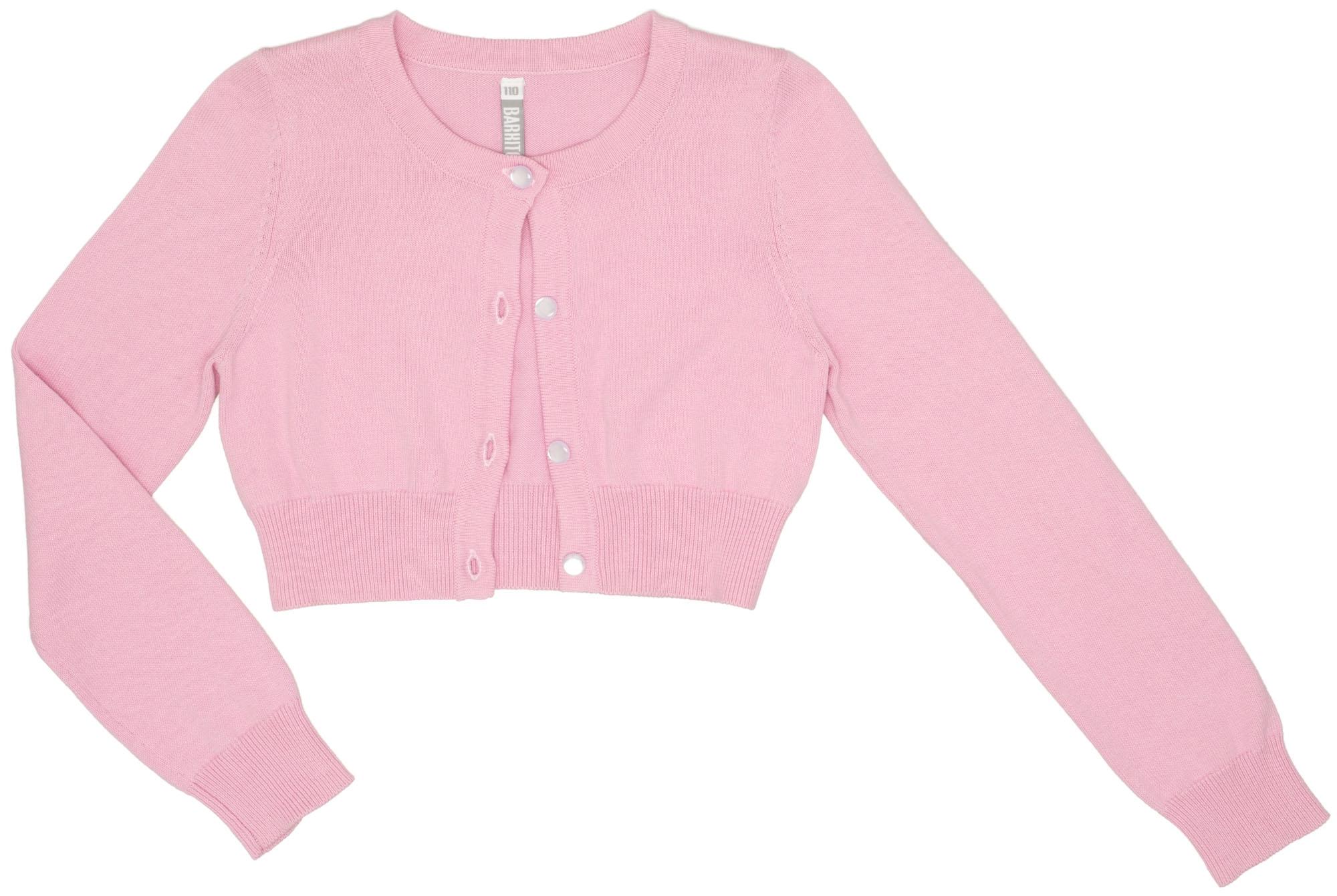Свитера и кардиганы Barkito Болеро вязаное для девочки Котёнок Barkito розовый