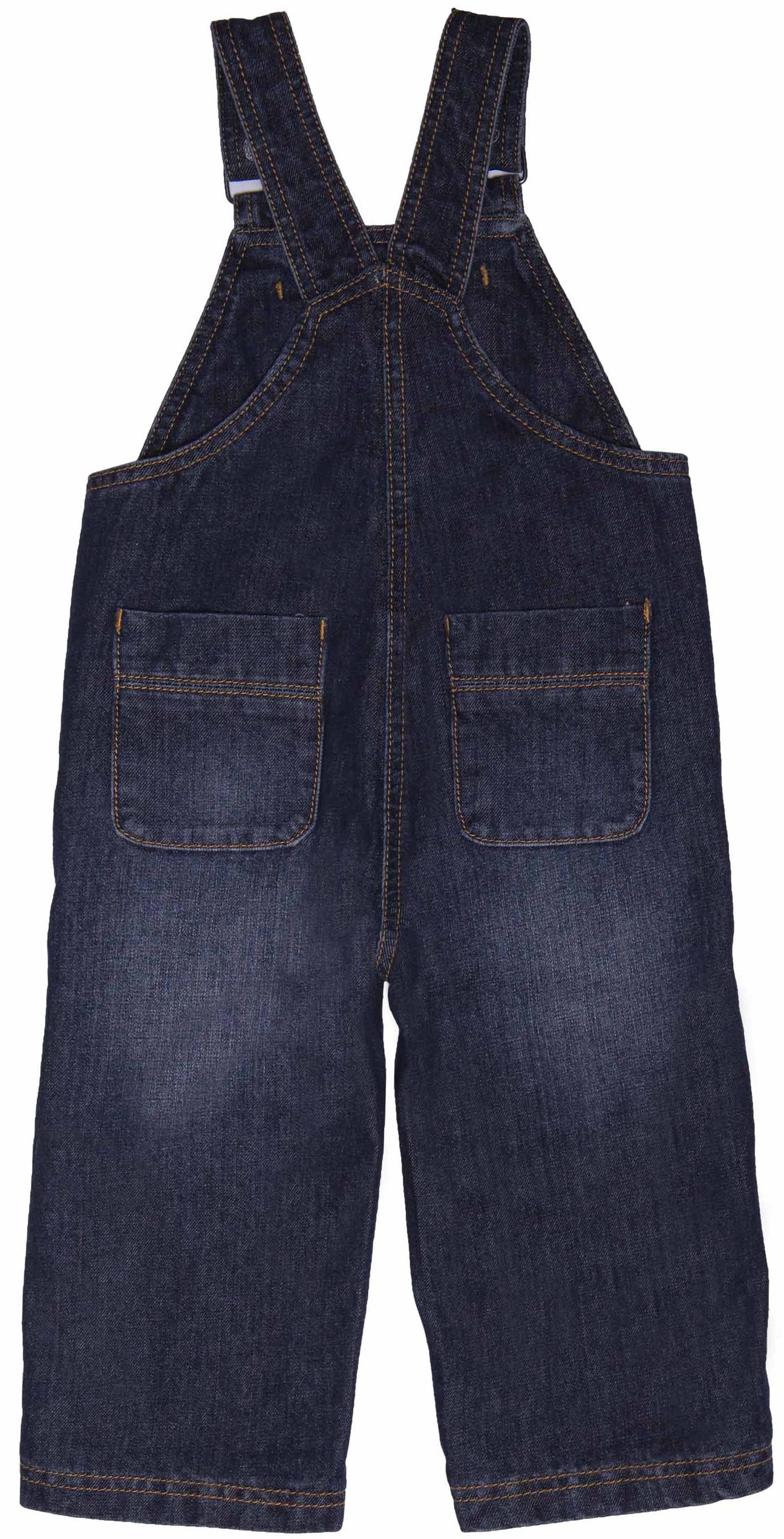 Джинсовый полукомбинезон Barkito для мальчика полукомбинезон джинсовый для мальчика barkito деним