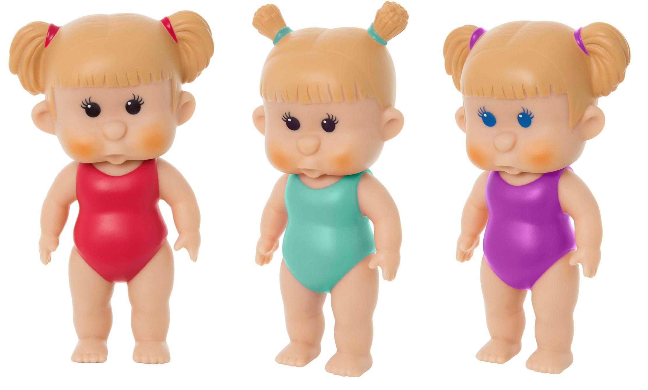 Игрушка для ванны Курносики Куколка Аленка игрушки для ванны babymoov игрушка для купания кубики а104925