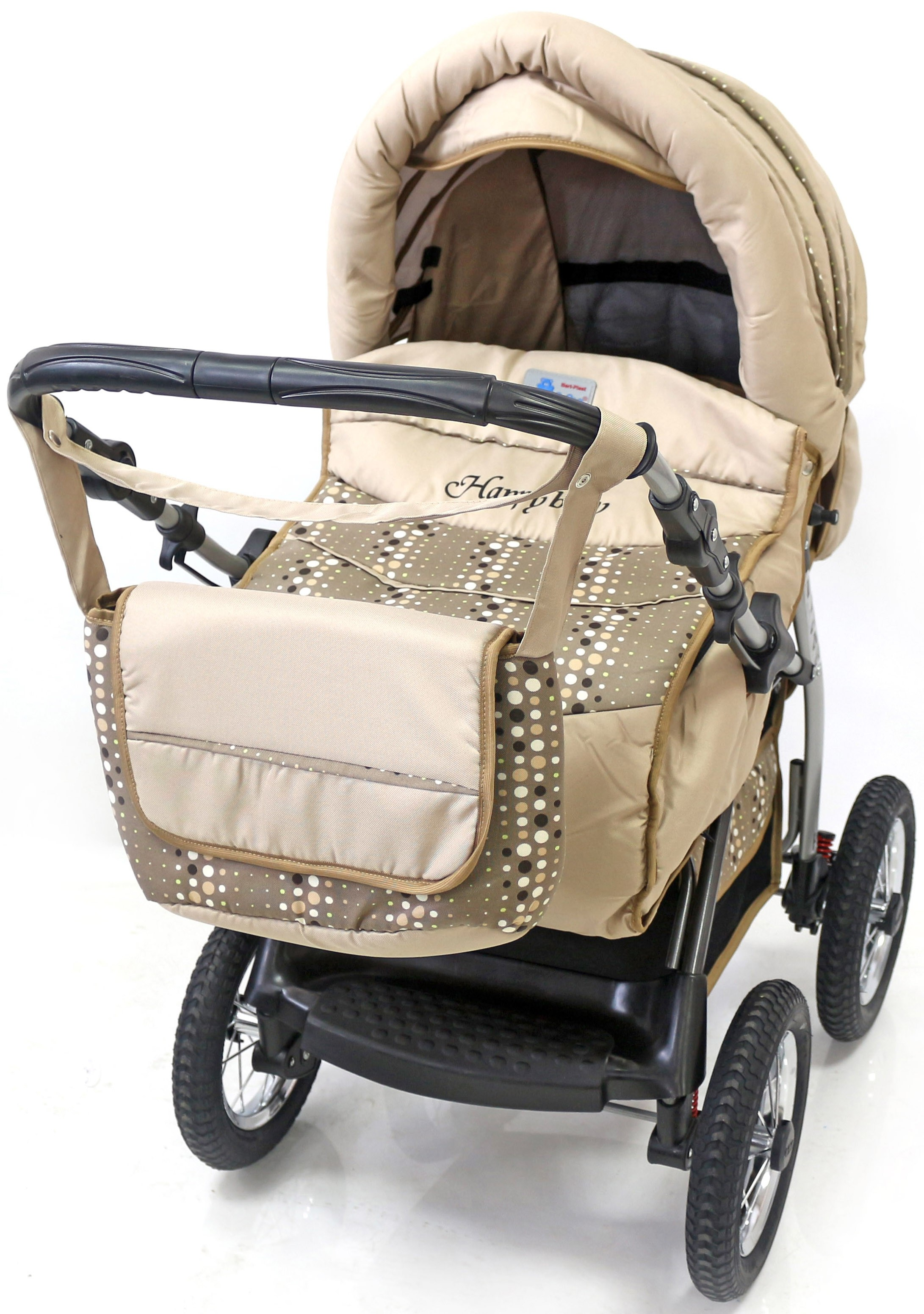 Коляски-трансформеры BartPlast Diana PC коляски трансформеры bart plast victoria pkl надувные колеса
