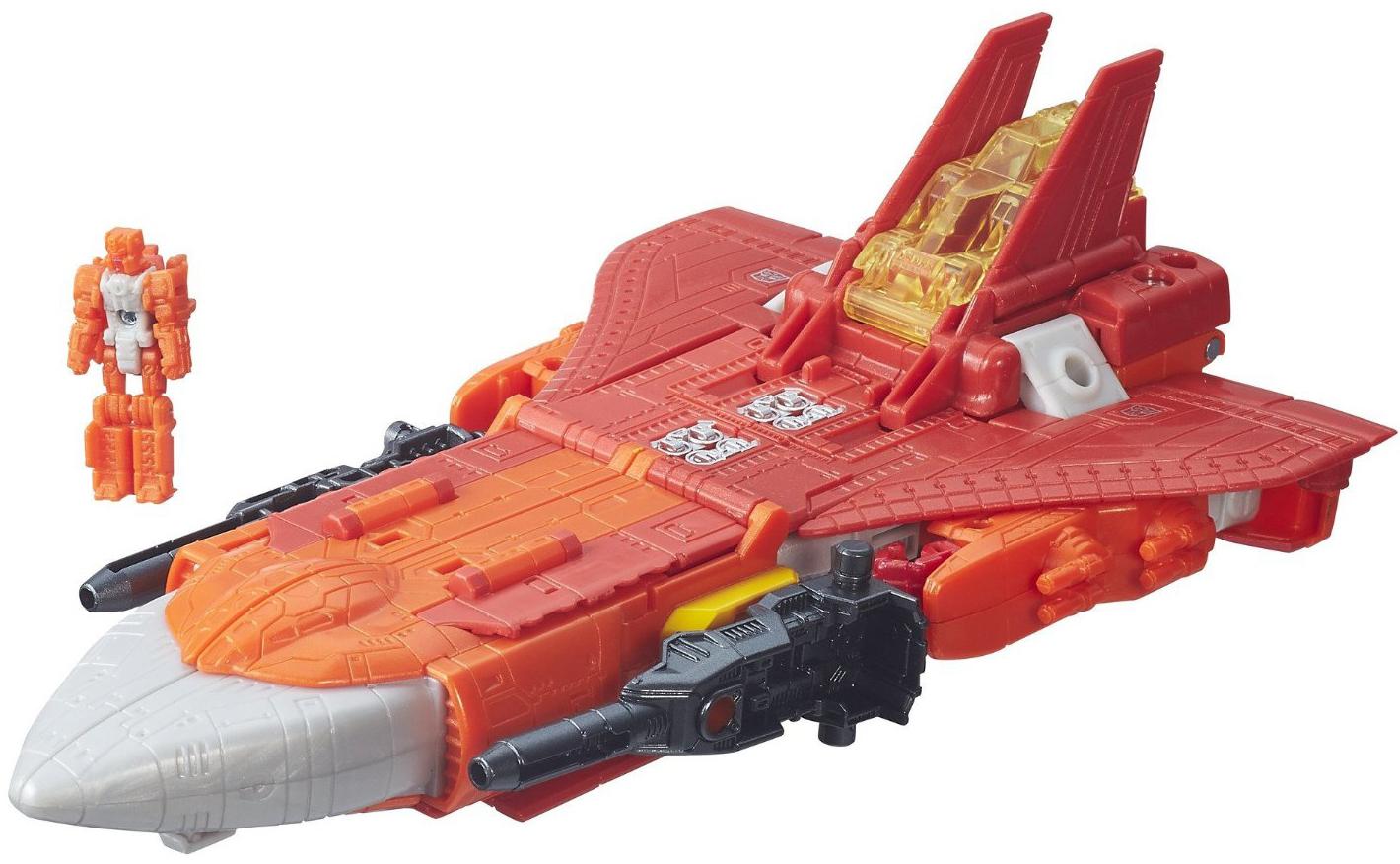 Transformers Transformers Фигурка Transformers «Дженерэйшнс: Войны Титанов Вояджер» в ассортименте цена
