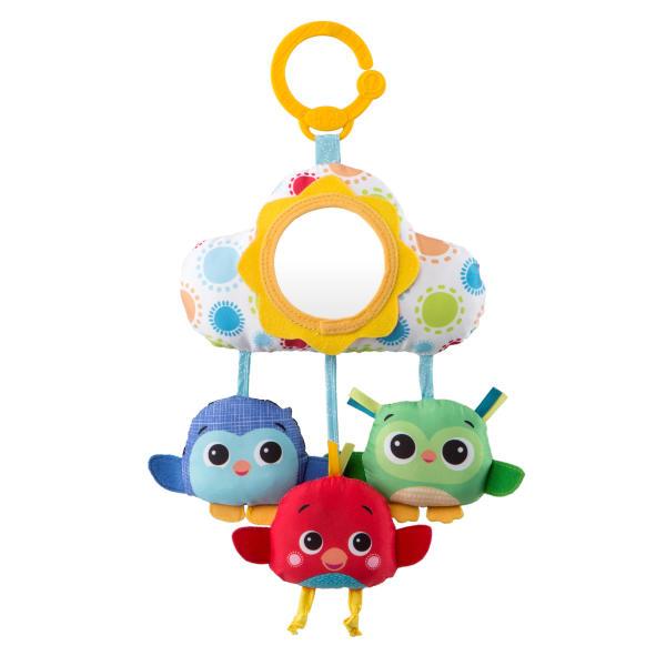 Развивающие игрушки BRIGHT STARTS Птички в облачке игрушка подвеска bright starts развивающая игрушка щенок