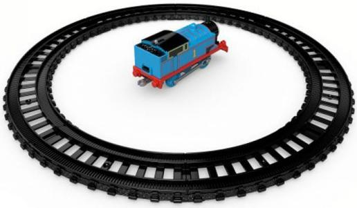 Железные дороги и паровозики Thomas&Friends Стартовый набор