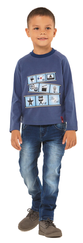Футболка Barkito Кино футболки barkito футболка с длинным рукавом для мальчика barkito монстр трак синяя