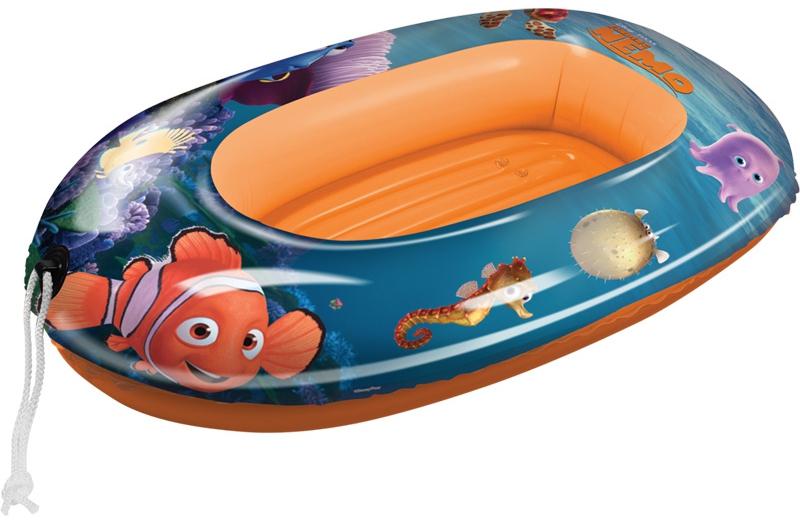 Товары для плавания Mondo В поисках Немо лодка надувная лидер 430 зеленая
