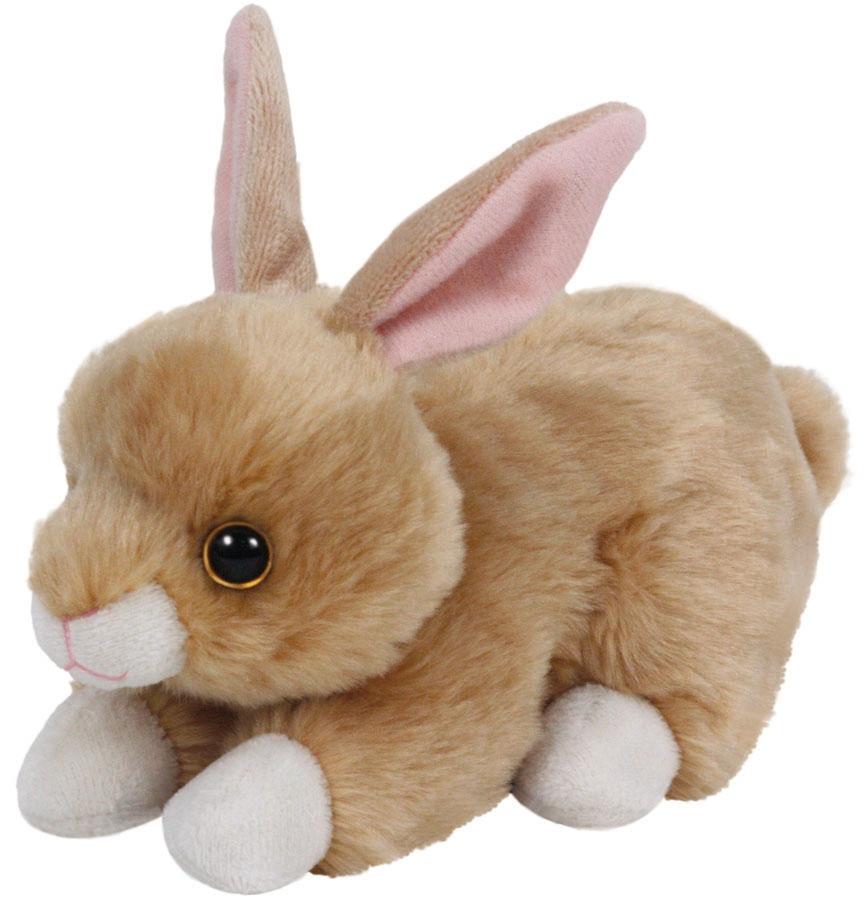 Мягкие игрушки TY Зайчик Bunnie мягкие игрушки maxitoys зайчик жак с букетом