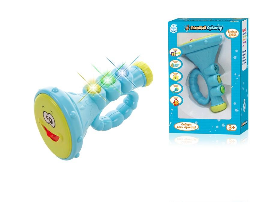 Развивающие игрушки 1toy Поющий оркестр музыкальные игрушки playgo оркестр с животными