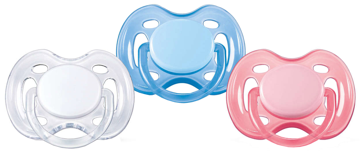 Пустышки Philips AVENT Пустышка Philips-Avent силиконовая FREEFLOW BPA-Free 0-6 мес 1 шт freeflow bpa free 2 шт