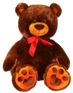 Мягкие игрушки СмолТойс Мягкая игрушка СмолТойс «Медвежонок Захар» 67 см мягкая игрушка смолтойс зайка радужный 51 см