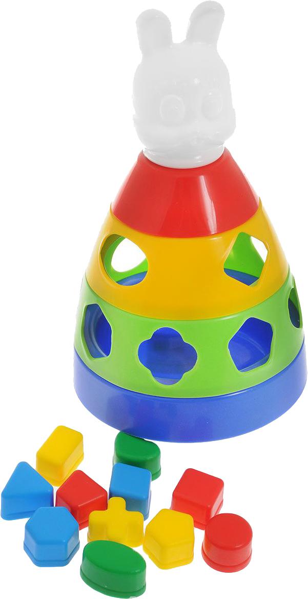 Сортеры для малышей Спектр Пирамида цена