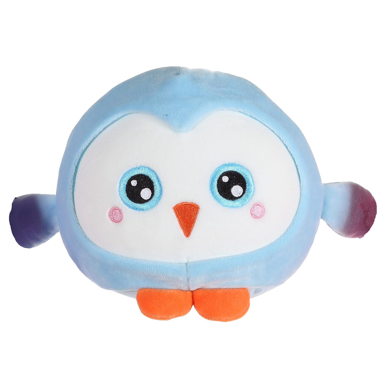 Мягкая игрушка 1toy Плюш. Голубой пингвин» 20 см цена