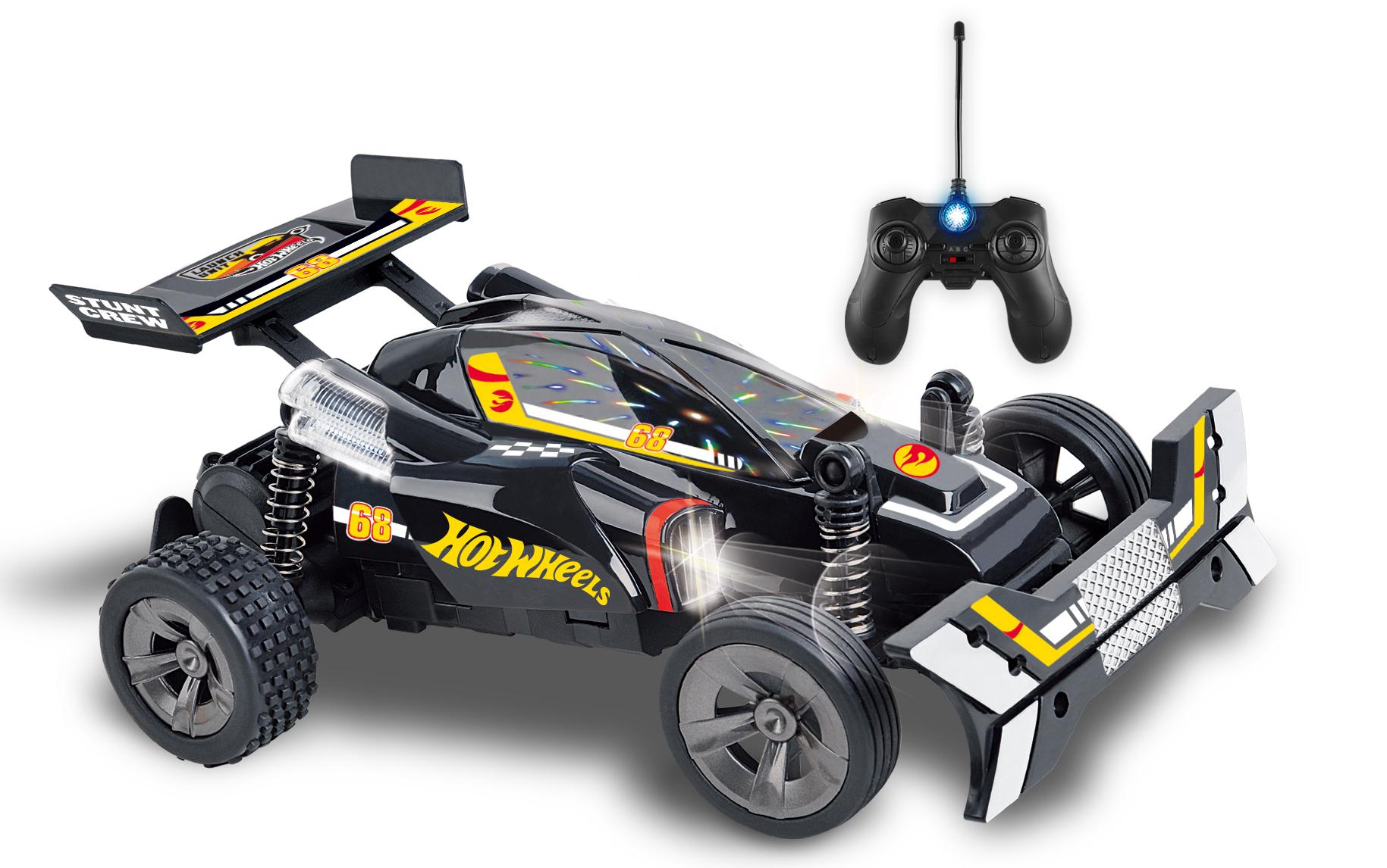Игрушки на радиоуправлении 1toy Hot Wheels багги big wheels на радиоуправлении hot wheels