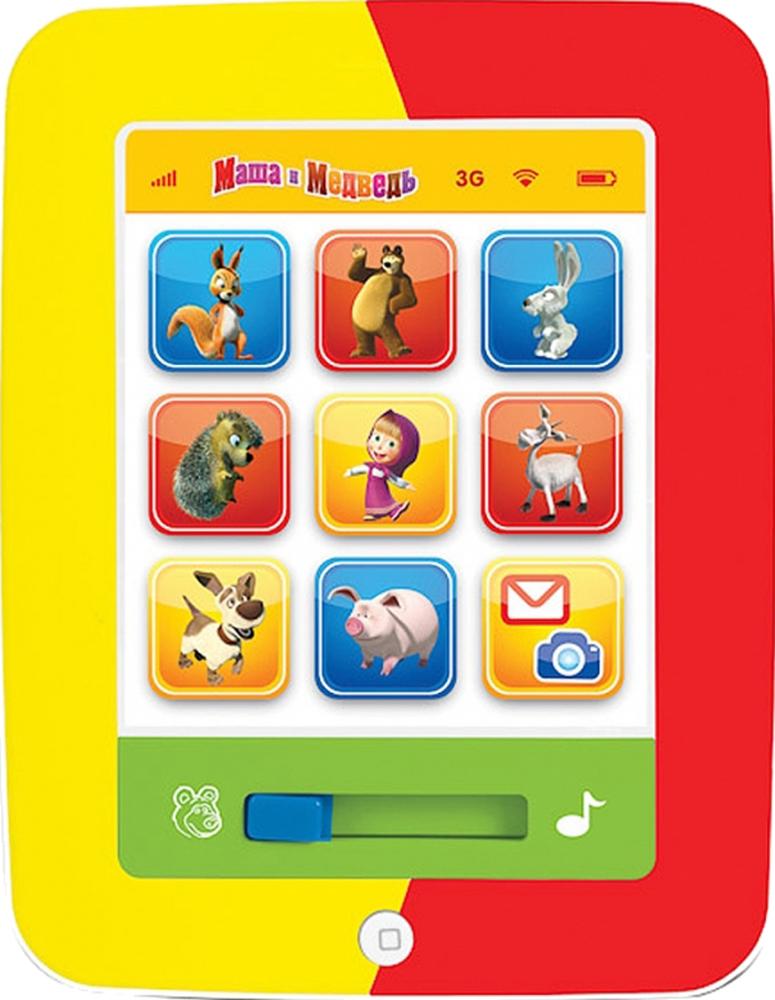 Интерактивное обучение Маша и Медведь Мой первый планшет: Маша и Медведь графический планшет wacom intuos art pen