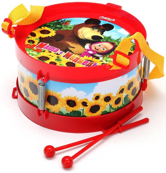 Музыкальные инструменты Маша и Медведь Маша и Медведь музыкальные инструменты барабан