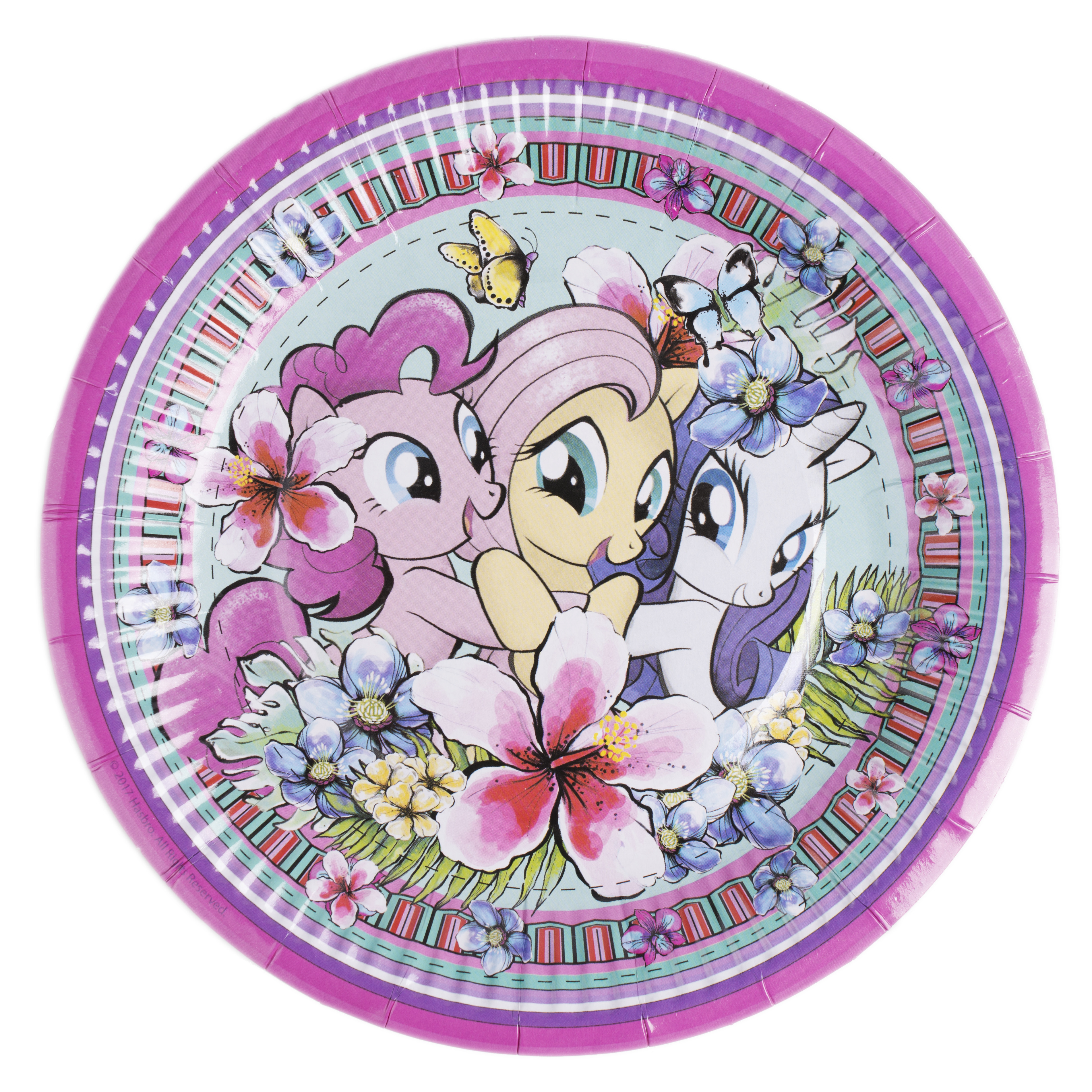Набор тарелок My Little Pony 18 см 6 шт