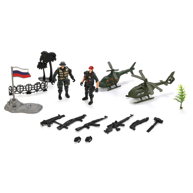 Фото - Солдатики Играем вместе Набор солдатиков Играем вместе набор школьниика barbie