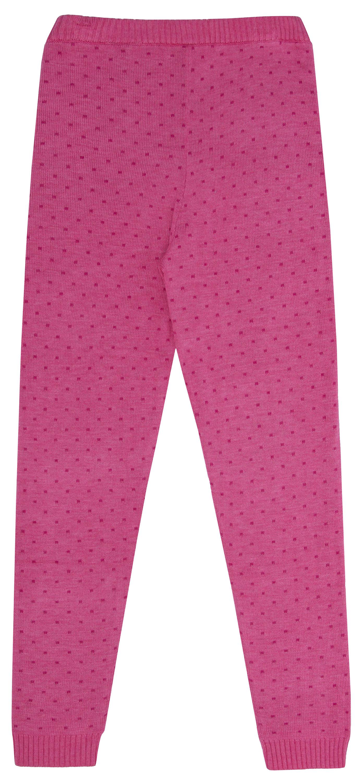 Брюки для девочки Barkito «Китти», розовые