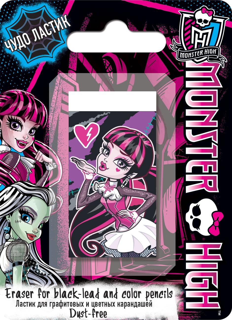 Канцелярия Monster High Ластик Monster High