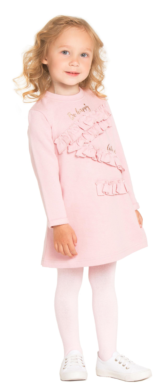 Платья Barkito Платье детское Barkito Мелодия, розовое платье lussotico lussotico mp002xw13lz5