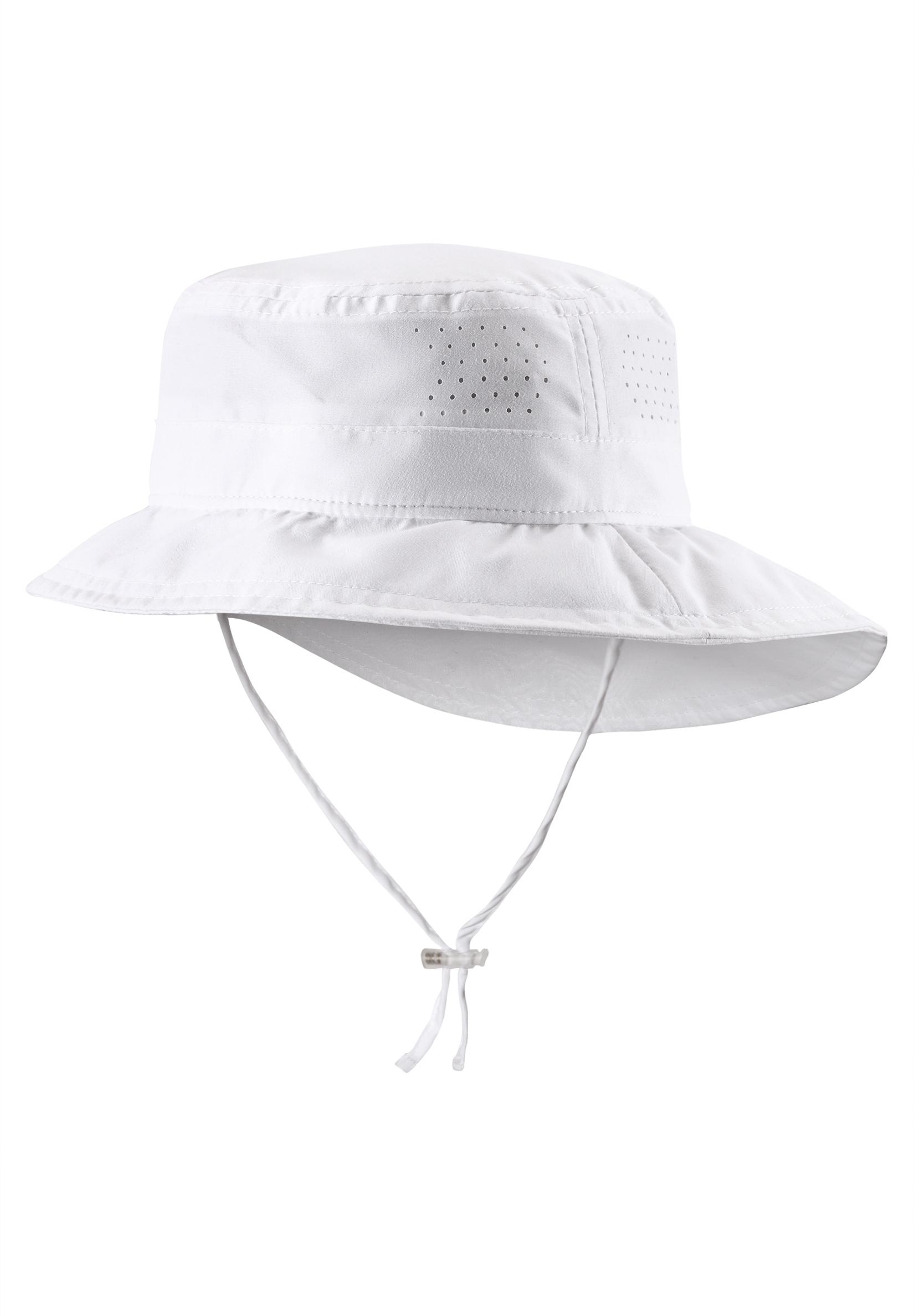 Купить Головные уборы, Шапка Hat, Tropical white, белая, Reima, Китай