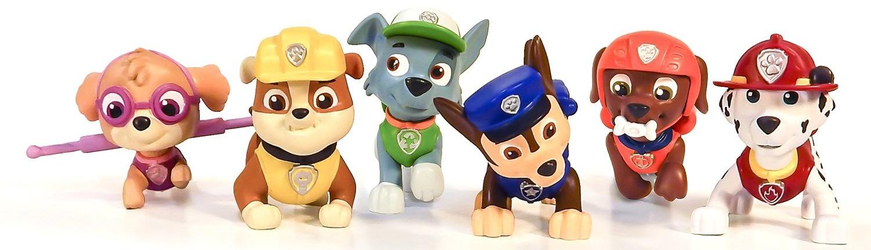 Paw Patrol Paw Patrol Маленький щенок игрушка paw patrol маленькая фигурка щенка paw patrol