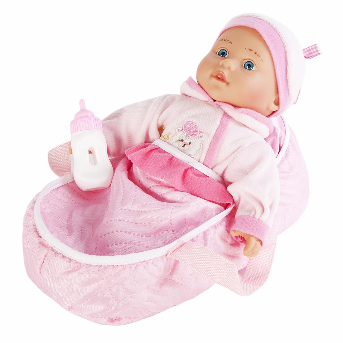 Пупсы Mary Poppins Кукла Mary Poppins «Мой первый малыш» розовый mary poppins mary poppins кукла интерактивная я морщу носик маша page 1