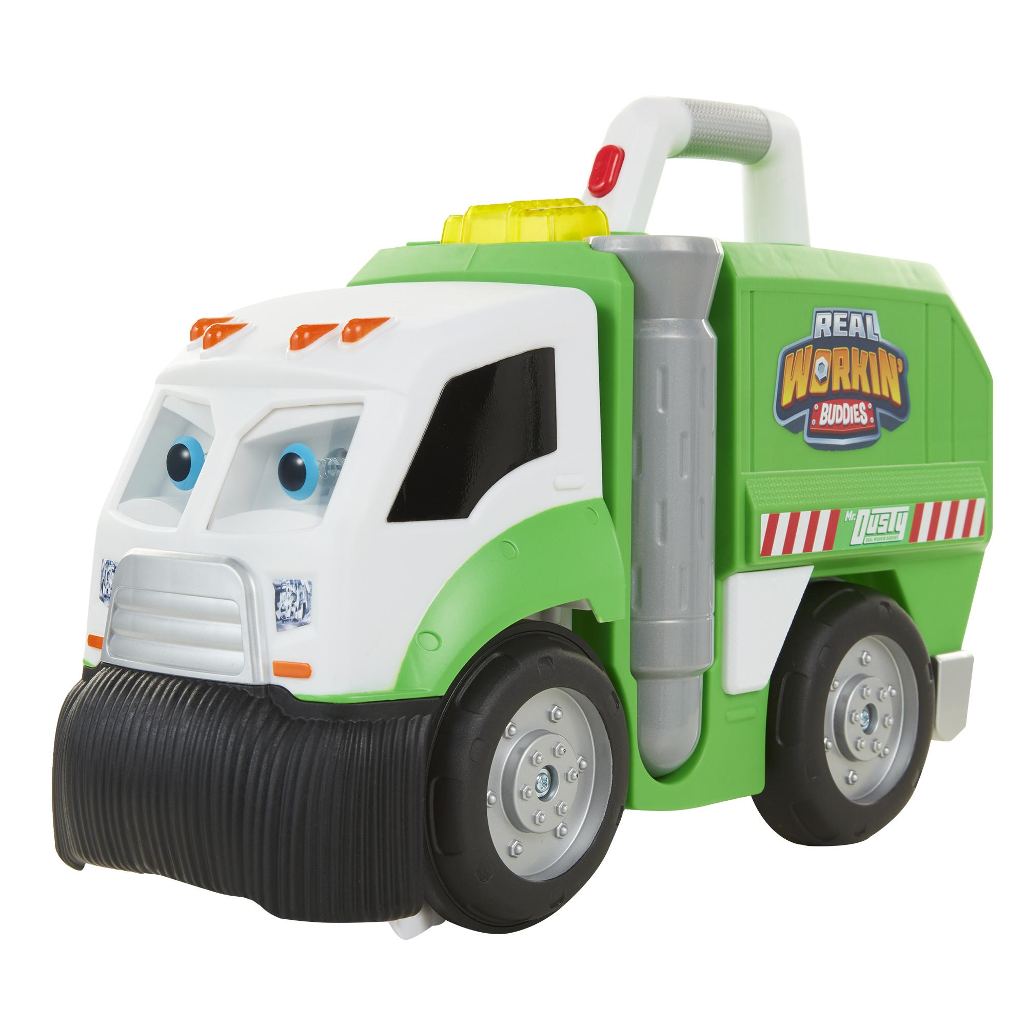 Машина Real Workin' Buddies Real Workin' Buddies 3 в 1 игрушка jakks pacific real workin buddies 583850