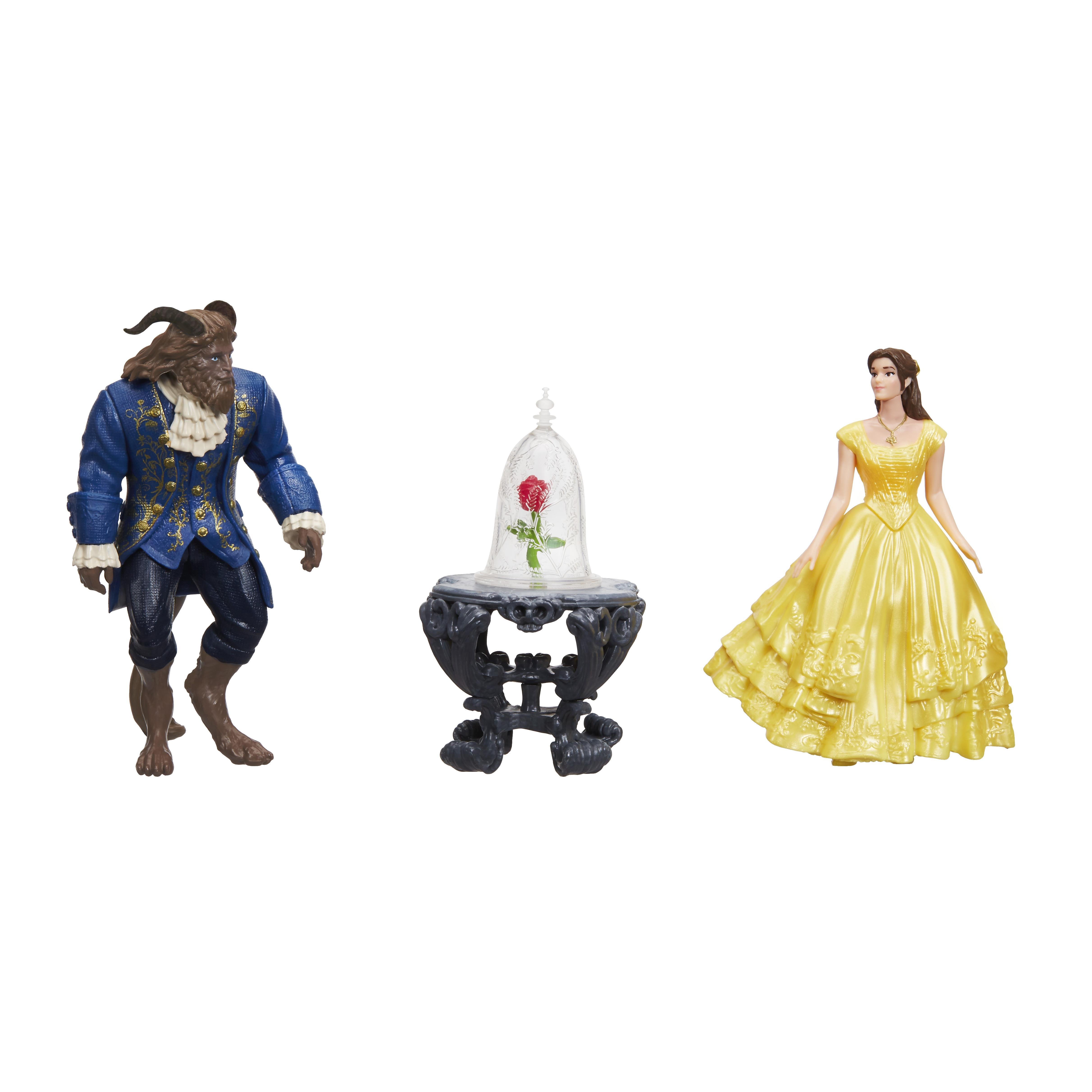 Купить Другие куклы, Бэлль, Чудовище и роза, Beauty & The Beast, Китай, Женский