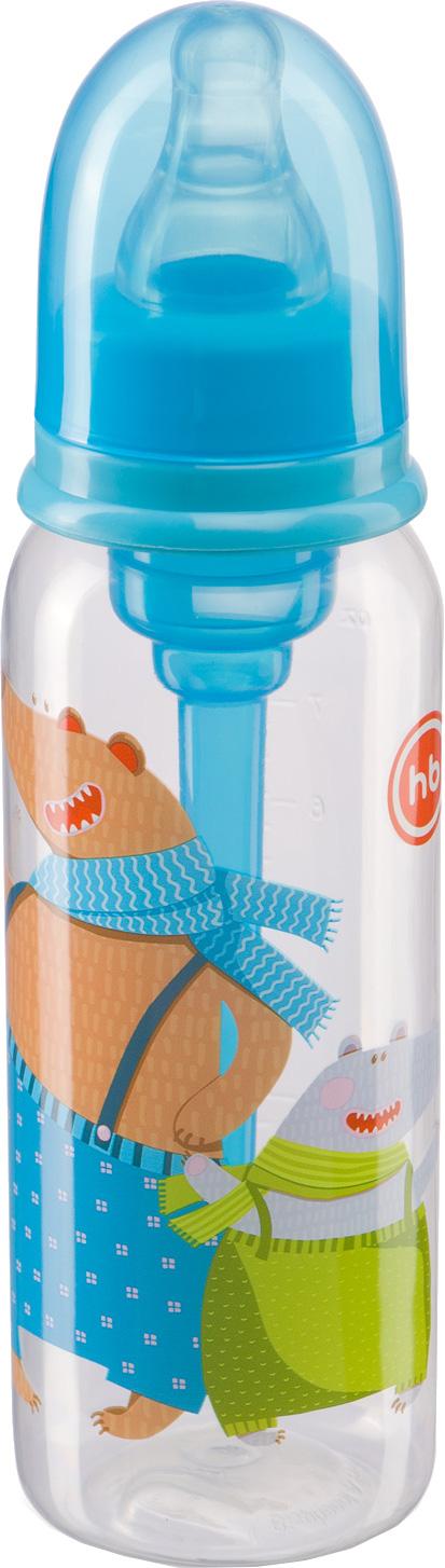 Бутылочки Happy baby Бутылочка Happy Baby антиколиковая с силиконовой соской с рождения, 250 мл в асс. бутылочки medela бутылочка medela с силиконовой соской с рождения 250 мл