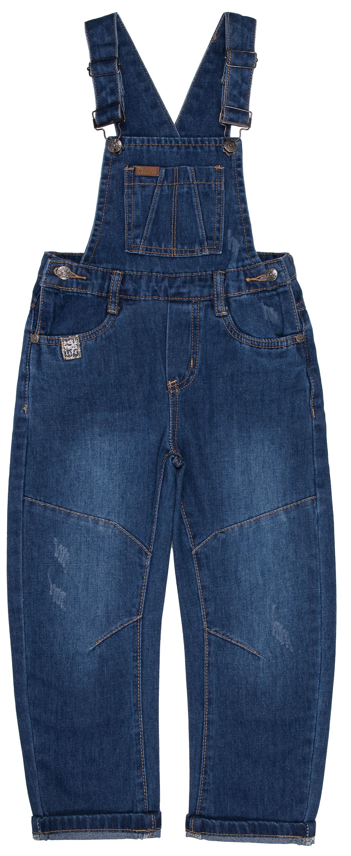 Полукомбинезон Barkito Джинсовый полукомбинезон джинсовый для мальчика barkito деним
